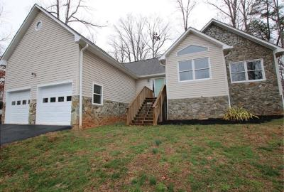 Single Family Home For Sale: 250 Stripers Ln