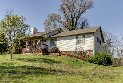 Bedford County Single Family Home For Sale: 10557 Dickerson Mill Rd