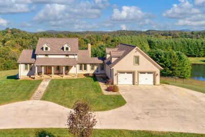 Single Family Home For Sale: 1157 Christiansburg Pike NE