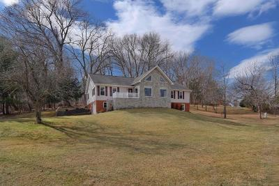 Botetourt County Single Family Home For Sale: 18 Kelsey Way