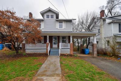 Single Family Home For Sale: 2215 Berkley Ave SW