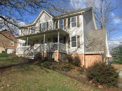 Roanoke County Single Family Home For Sale: 4315 Kings Court Dr