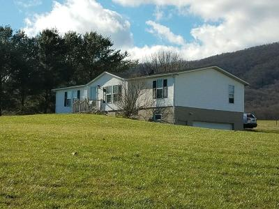 Troutville Single Family Home For Sale: 5870 Moses Family Rd
