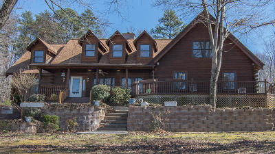 Botetourt County Single Family Home Sold: 50 Ottaway Rd