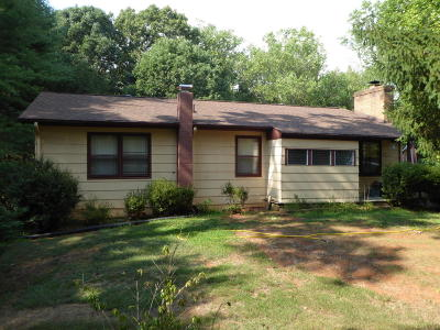 Hardy Single Family Home For Sale: 6475 Edwardsville Rd