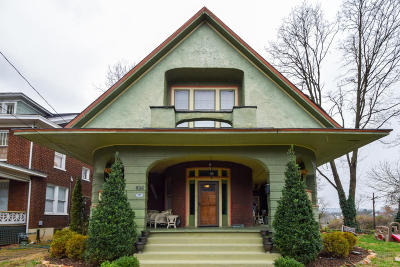 Roanoke Single Family Home For Sale: 836 Day Ave SW