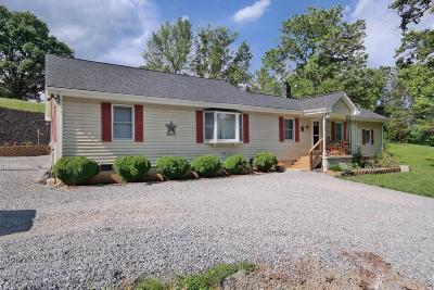 Botetourt County Single Family Home For Sale: 6731 Old Fincastle Rd