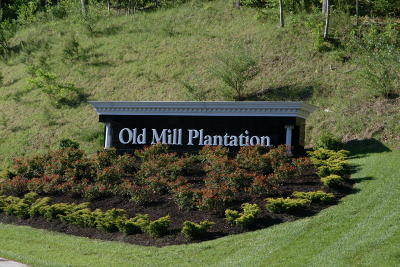 Residential Lots & Land For Sale: 7455 Old Mill Plantation Dr