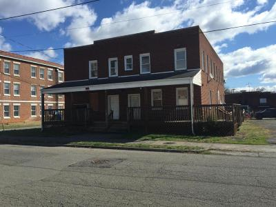 Roanoke Multi Family Home For Sale: 609 12th St NW