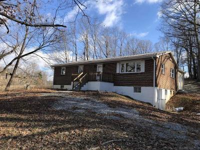 Single Family Home For Sale: 2630 Dry Valley Rd