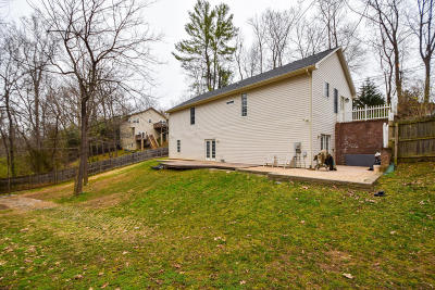 Roanoke County Single Family Home For Sale: 524 Ridgecrest Dr