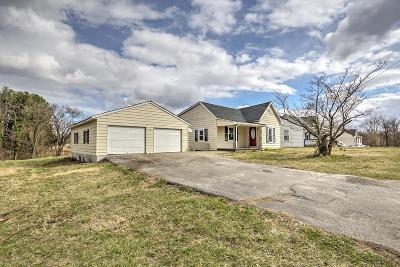 Roanoke City County Single Family Home For Sale: 919 Caldwell St NW