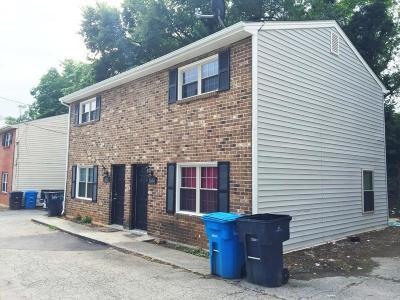 Roanoke Multi Family Home For Sale: 1614 Eastern Ave NE