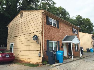 Roanoke Multi Family Home For Sale: 1630 Eastern Ave NE