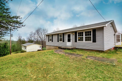 Franklin County Single Family Home For Sale: 5556 Providence Church Rd