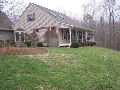 Botetourt County Single Family Home For Sale: 177 Pinewood Ln