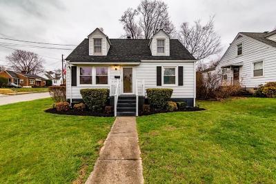 Salem Single Family Home For Sale: 1201 Carolina Ave