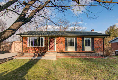 Vinton Single Family Home For Sale: 1106 Maywood Dr