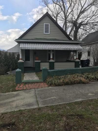 Roanoke VA Single Family Home For Sale: $61,000