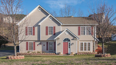 Single Family Home For Sale: 5748 Fieldview Dr