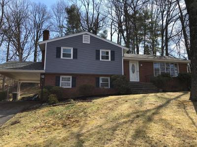 Roanoke County Single Family Home For Sale: 5020 Shady Side Dr