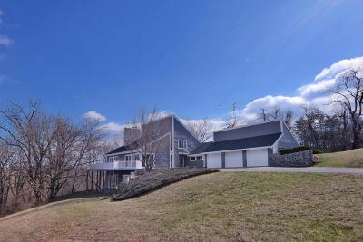 Botetourt County, Roanoke County Single Family Home Sold: 1670 Catawba Rd