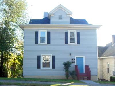 Roanoke Multi Family Home For Sale: 1826 Rorer Ave SW