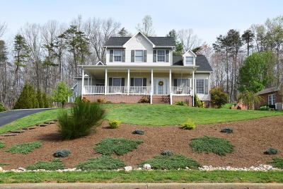 Franklin County Single Family Home For Sale: 182 Brookshire Dr