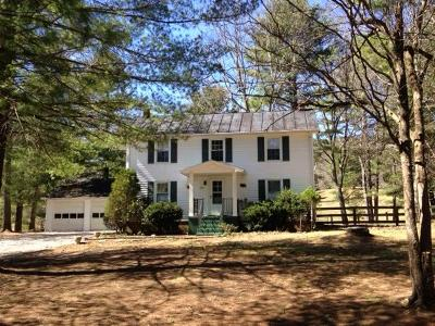 Catawba Single Family Home For Sale: 8841 Newport Rd