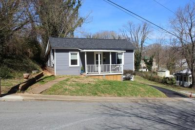 Bedford County Single Family Home For Sale: 519 Jackson St