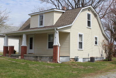 Roanoke Single Family Home For Sale: 811 Peck St NW