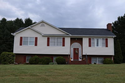Franklin County Single Family Home For Sale: 110 Chestnut Creek Dr