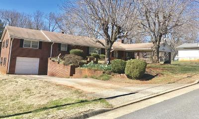 Rocky Mount Single Family Home For Sale: 130 Woodland Dr