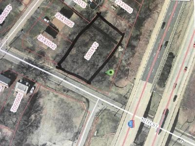 Roanoke Residential Lots & Land For Sale: 10th St NW
