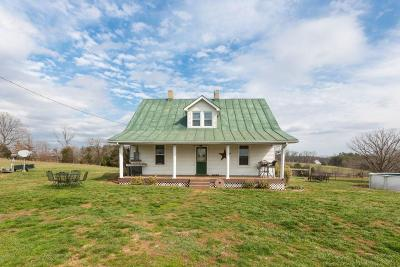 Moneta Single Family Home For Sale: 2960 Hales Ford Rd