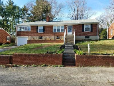 Roanoke Single Family Home For Sale: 816 Hugh Ave
