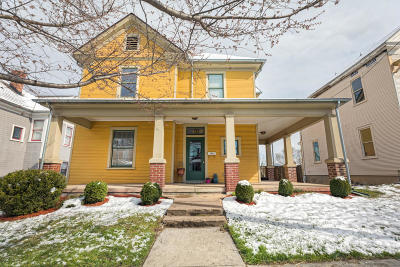 Roanoke Single Family Home For Sale: 419 Day Ave SW
