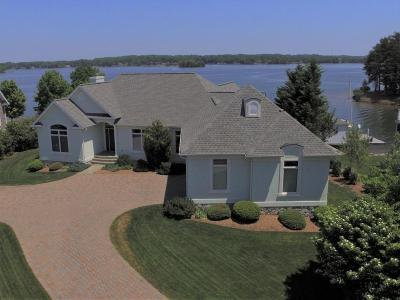 Franklin County Single Family Home For Sale: 244 Pine Bay Dr