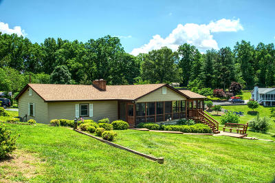 Franklin County Single Family Home For Sale: 275 River Creek Rd