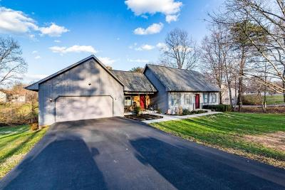 Single Family Home For Sale: 406 Willowood Dr