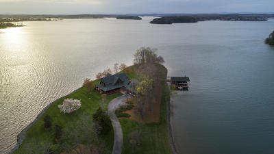 Franklin County Single Family Home For Sale: 250 Three Point Isle Dr