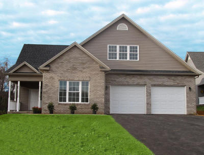 Roanoke Single Family Home For Sale: 2920 Mystique Ct