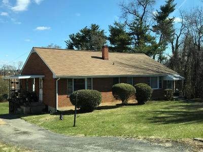 Roanoke Multi Family Home For Sale: 2501 Springhill Dr NW