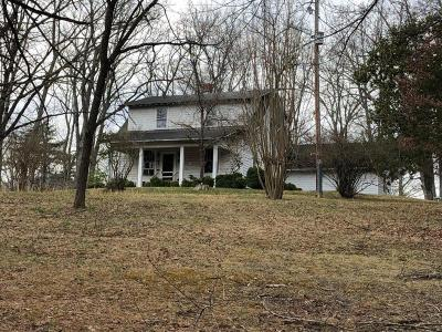 Roanoke County Single Family Home For Sale: 5013 Franklin Rd