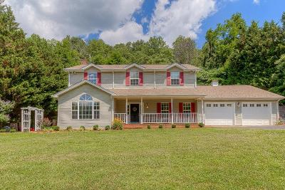 Troutville Single Family Home For Sale: 655 Stoney Battery Rd