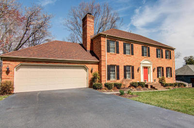 Roanoke County Single Family Home For Sale: 5727 Cavalier Dr