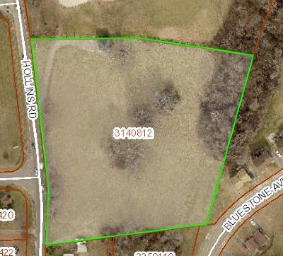 Roanoke City County Residential Lots & Land For Sale: 2921 Hollins Rd NE