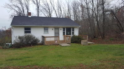 Bedford Single Family Home For Sale: 2329 Falling Creek Rd