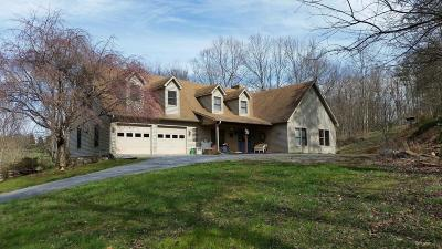 Bedford County Single Family Home For Sale: 6843 Bellevue Rd