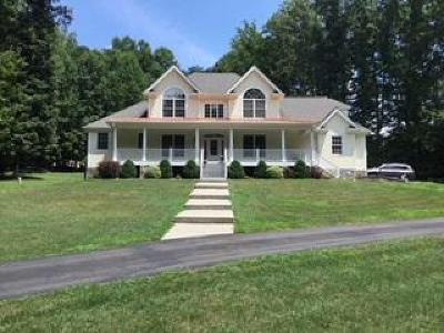 Bedford County Single Family Home For Sale: 325 Larboard Dr